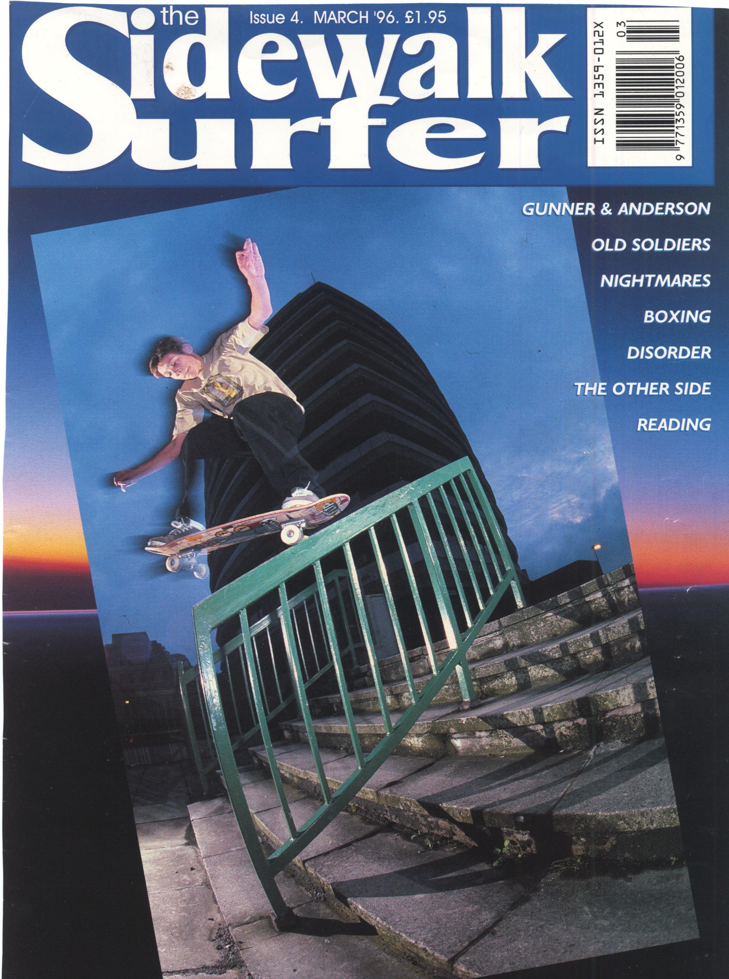 3 Sidewalk Surfer cover