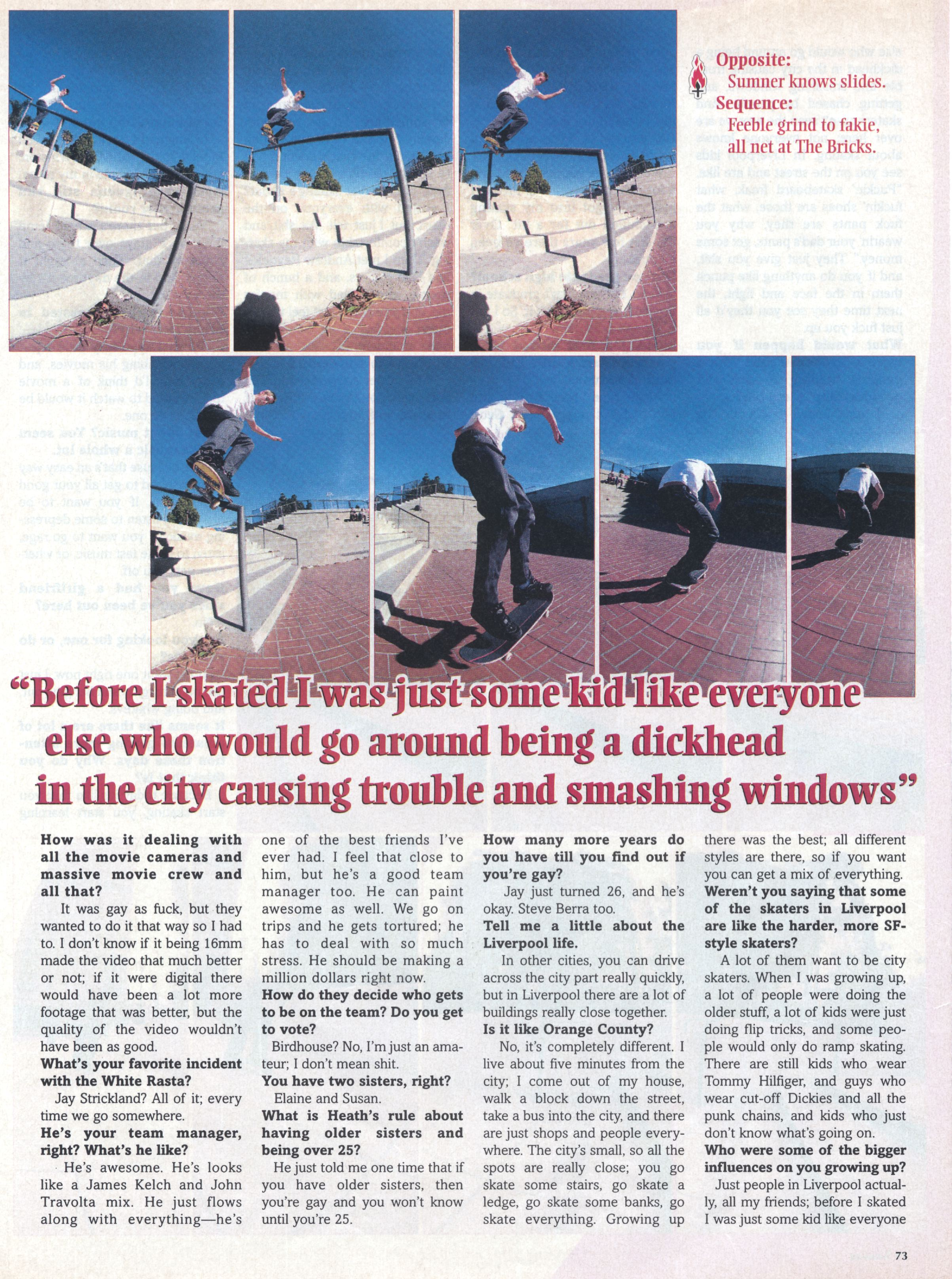 67 Thrasher interview 4