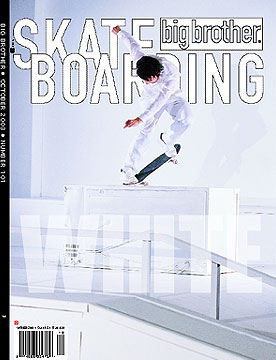 Big Brother cover (white)