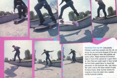 57 Kick flip back tail