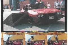 9 Car grind