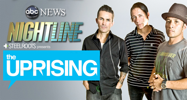 The Uprising on ABC News Nightline
