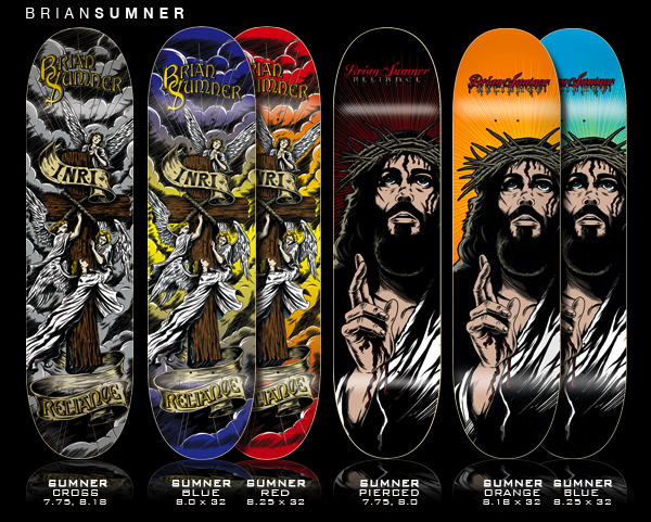 New decks available!