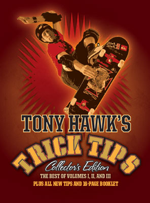 See Brian in newest Tony Hawk Trick Tips…