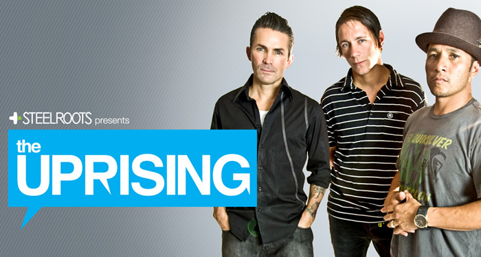 The Uprising airing on networks now!