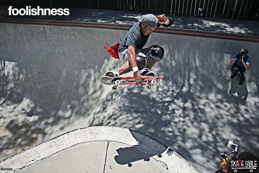 SkateBible.com DVD FOOLISHNESS update…