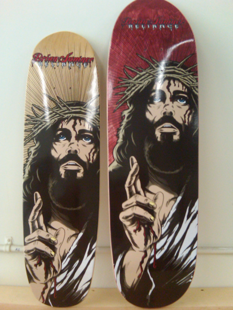 Limited edition signed retro decks available while supply lasts.