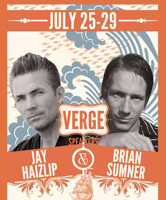 Florida next week for Verge Conference. Sharing and skating.