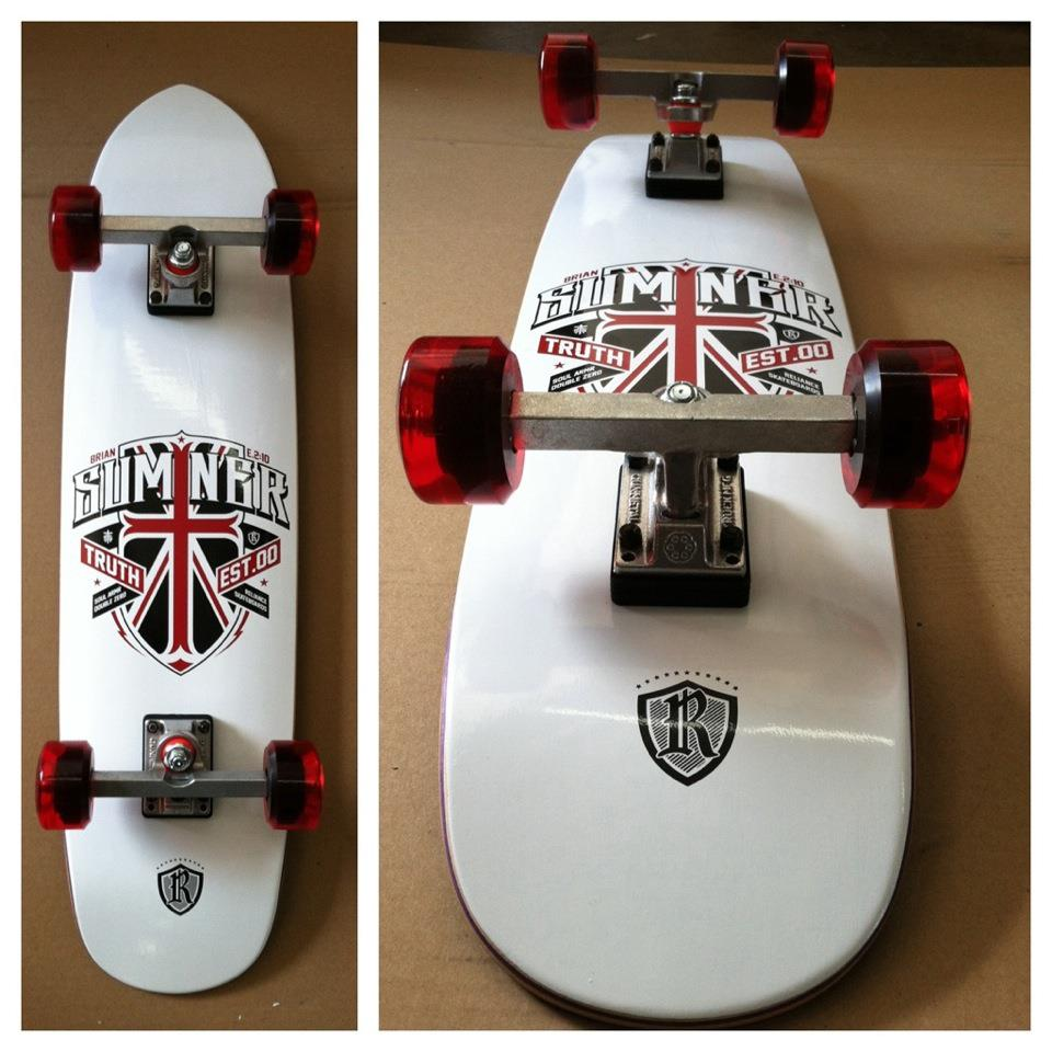 New cruiser board available now.