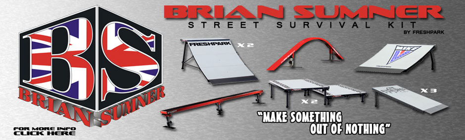 Check out Brians Freshpark kit. Good for events!