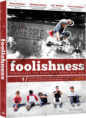 Foolishness is now available in Christian stores all over America. Check out the new cover as it is being put out by EchoLight. Don't forget to write a review ; )