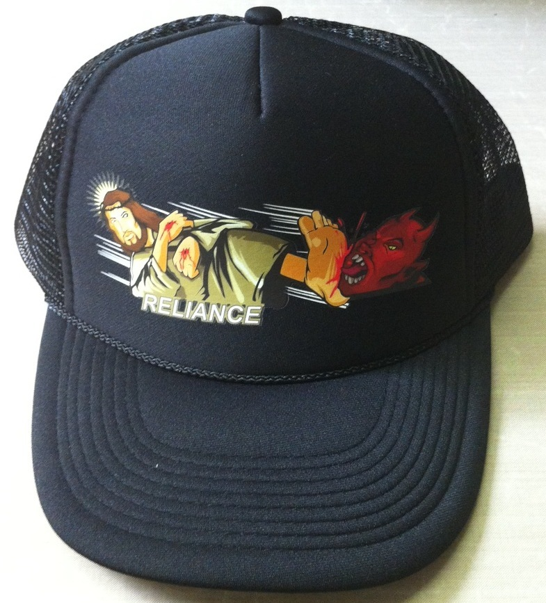 Those wanting Genesis 3 hats! We are re-stocked! Click to purchase!