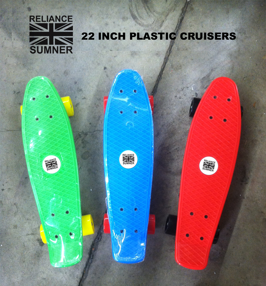 "Here's a limited edition run for those looking for some fun ""Cruisers""."