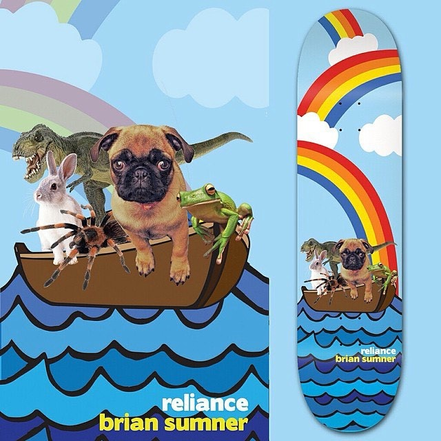 "Pre-order your ""Noah"" board now. Limited amounts available. Based on Gods promise in Genesis."