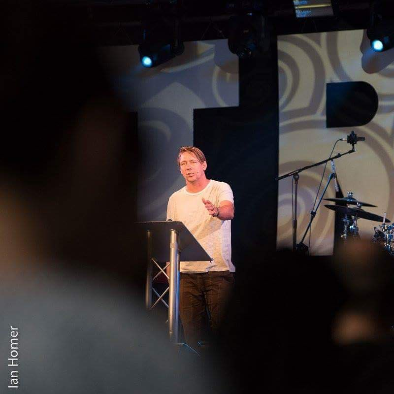 "Recent sermon on ""Love and Truth"" in action based on Matthew 28:20. From Creation Fest Cornwall."