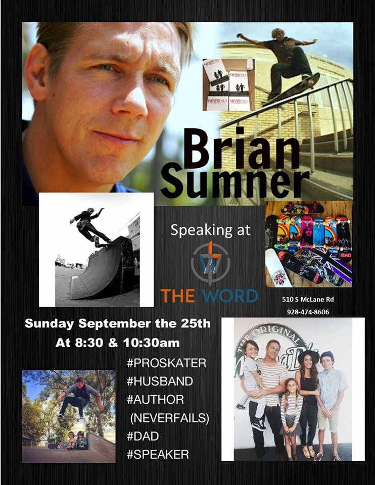 Marriage Ministry, Skate Outreach, and Church Services this weekend in Payson, Arizona.