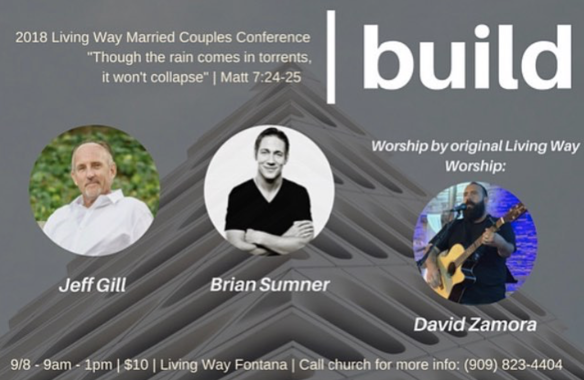 Upcoming MARRIAGE CONFERENCE details! †